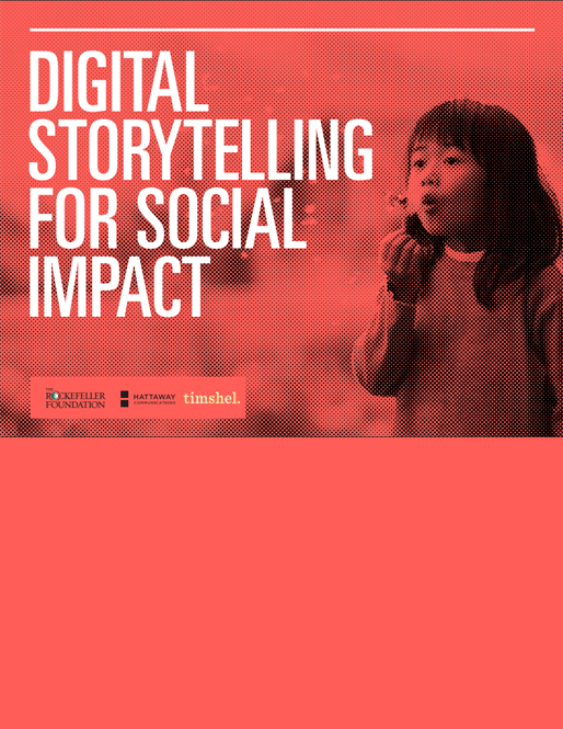 Rockefeller Digital Storytelling for Social Impact
