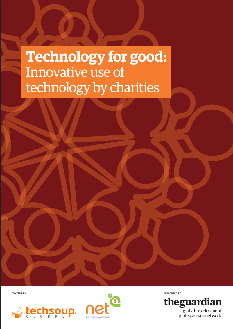 Technology for good: Innovative use of technology by charities