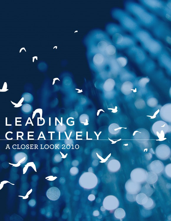 Leading Creatively: A Closer Look 2010