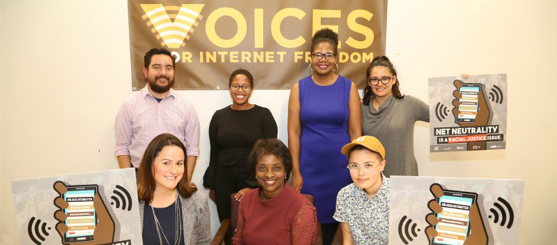Voices for Internet Freedom
