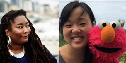 New members of the ALLIANCE Board of Directors, N'Jeri Eaton, (left) and Mary Tahui An, (right)