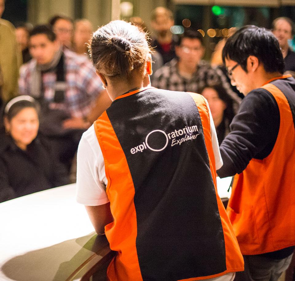 Exploratorium Lecture