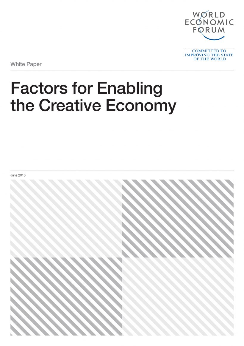 Factors for Enabling the Creative Economy