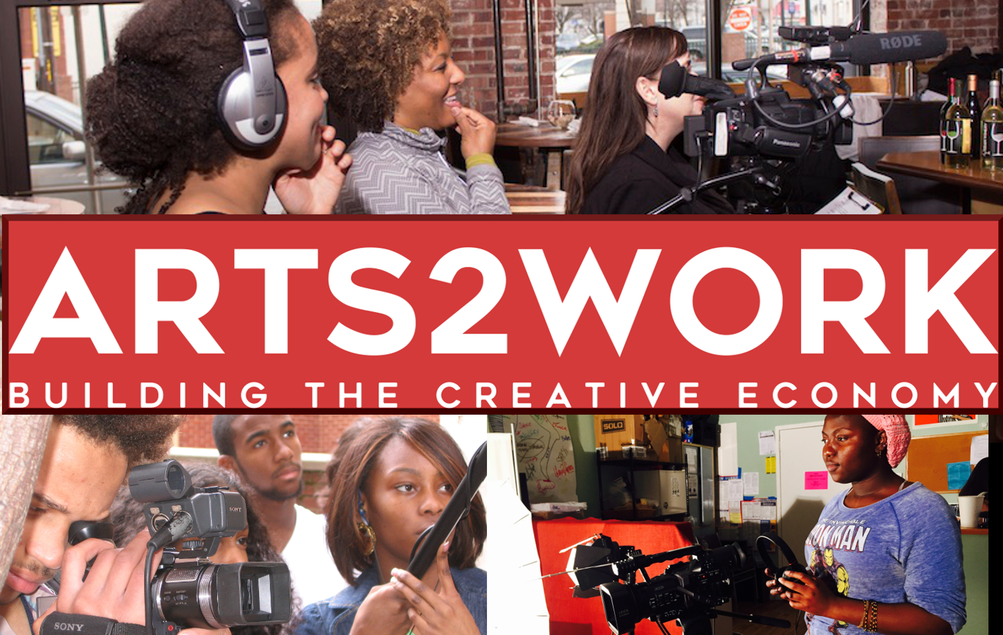 Arts2Work: Building the Creative Economy