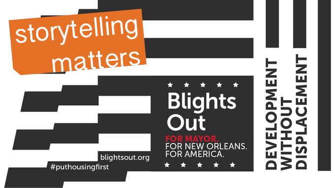 Blights Out for Mayor Kickstarter Campaign