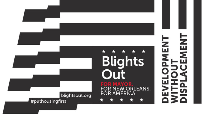 Blights Out for Mayor