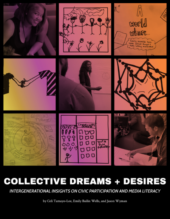 Collective Dreams and Desires: Intergenerational Insight on Civic Participation and Media Literacy