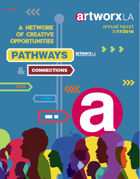 ArtworxLA Annual Report 2017/2018