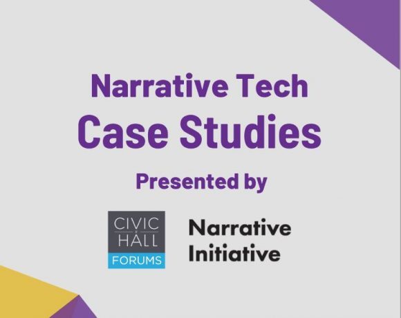Narrative Tech Case Studies