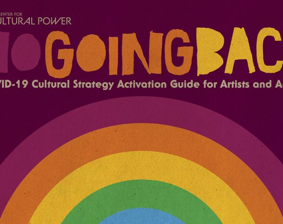 No Going Back: A COVID-19 Cultural Strategy Activation Guide