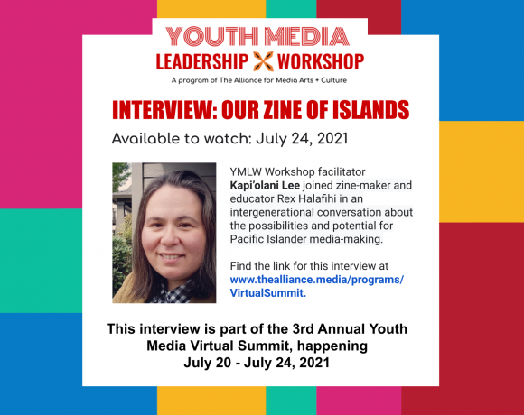 Interview: Our Zine Of Islands