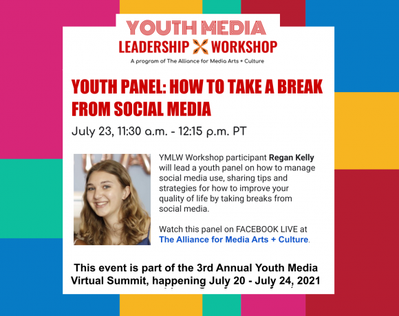 Youth Panel: How to Take A Break From Social Media
