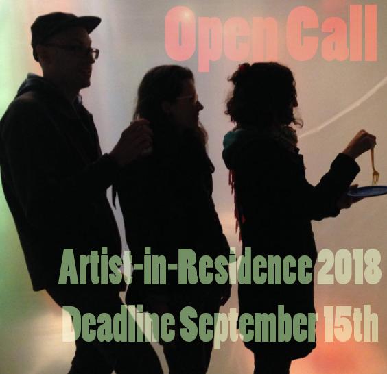 Flux Factory's 2018 Artist-In-Residency Open Call