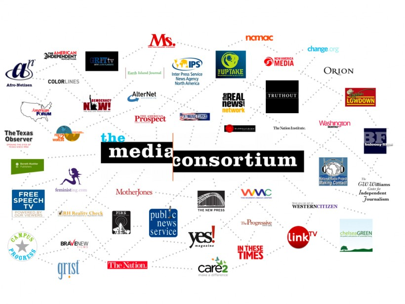 The Media Consortium