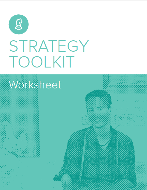 Strategy Toolkit: Worksheet