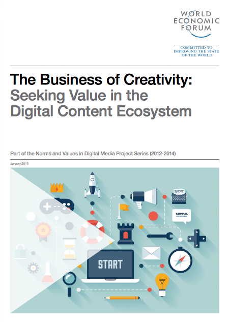 The Business of Creativity: Seeking Value in the Digital Content Ecosystem