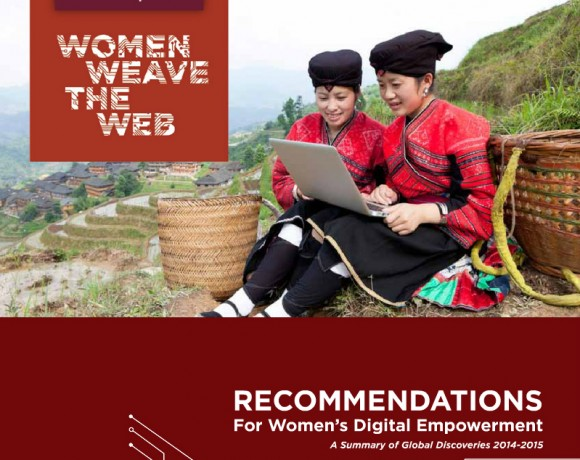Women Weave the Web
