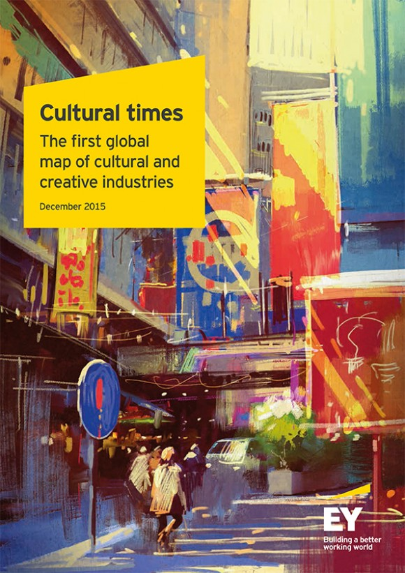 Cultural Times: The first global map of cultural and creative industries