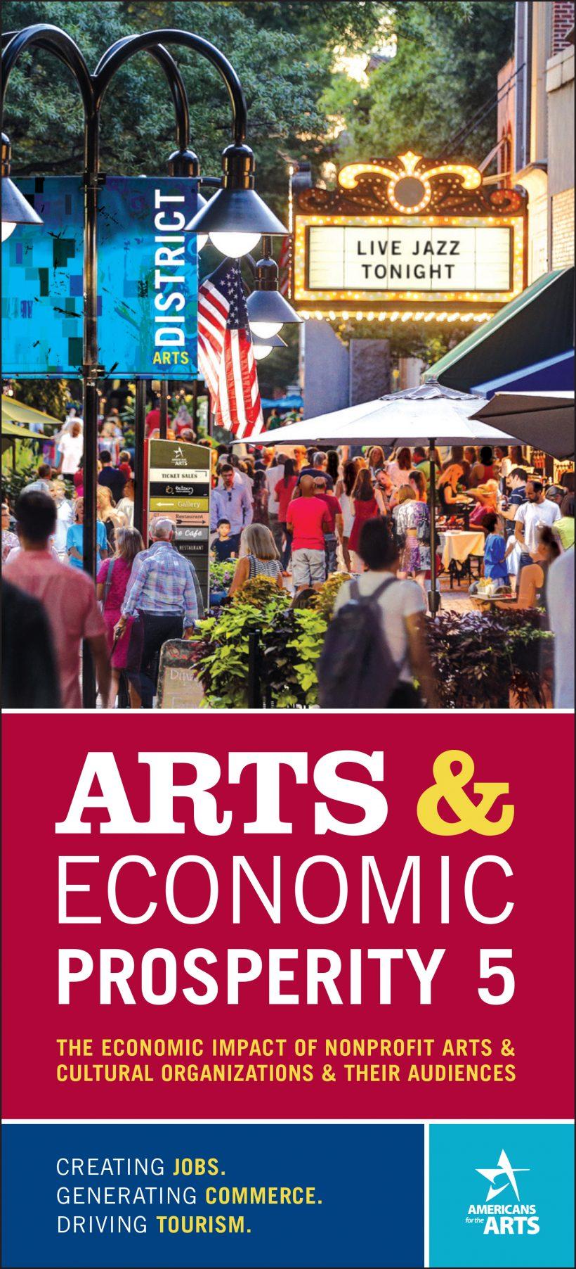 Arts & Economic Prosperity 5