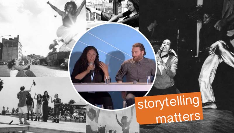 Making a New Reality: Furthering equality in emerging media