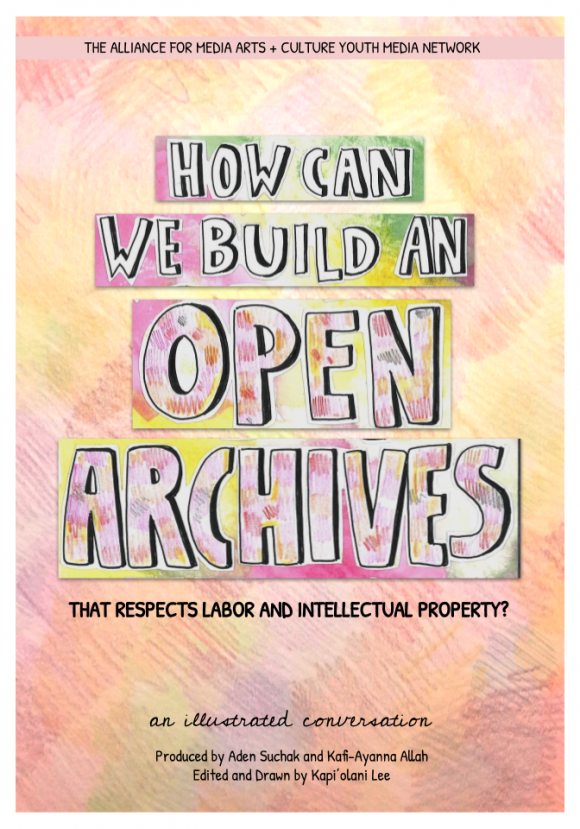 How Can We Build an Open Archives That Respects Labor and Intellectual Property?