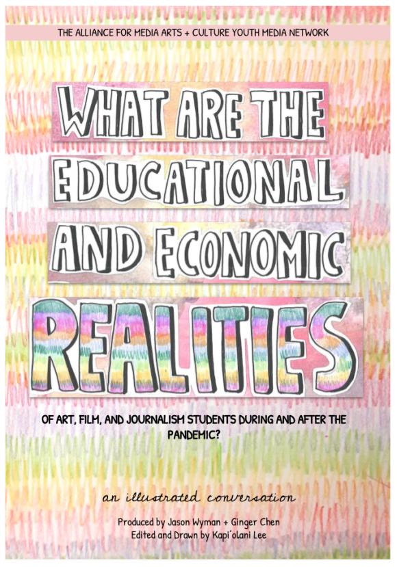 What Are the Educational and Economic Realities of Art, Film, and Journalist Students During and After Pandemic?