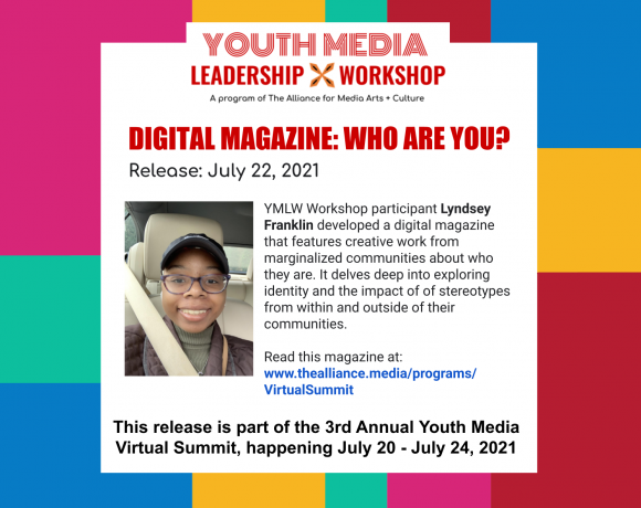 Digital Magazine: Who Are You?